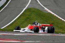 #25 C. D'Ansembourg (B) McLaren M26-4, MEC Auto (1977-78)