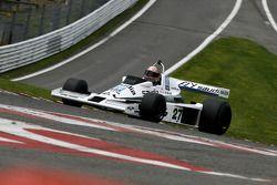 #27 Tony Smith (GB) Williams FW06-4, GF Racing (1978)