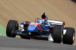 Aaron Steele, rookie driver of A1 Team Great Britain