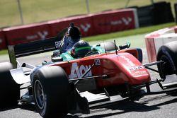 Cristiano Morgado, driver of A1 Team South Africa