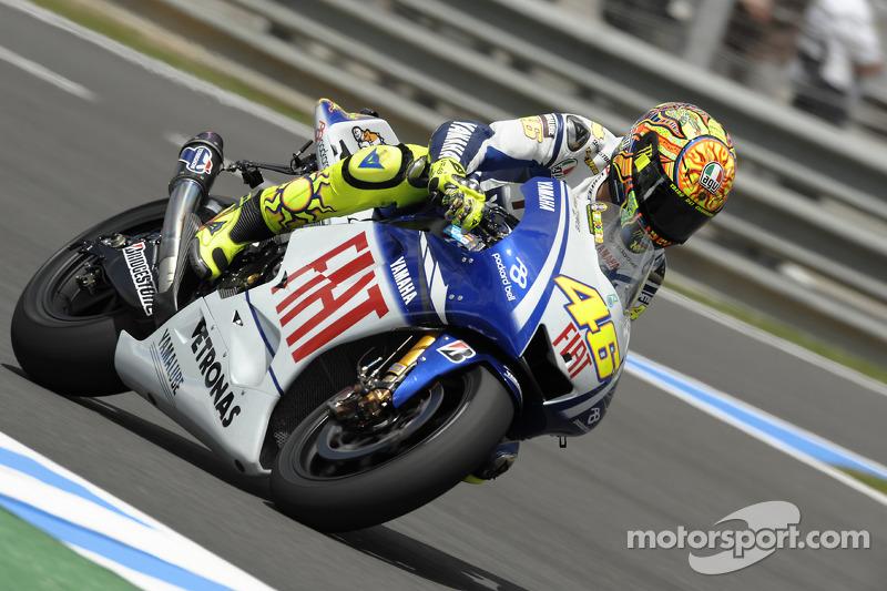 2009: Valentino Rossi, Fiat Yamaha Team