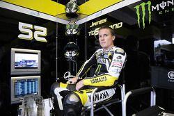 Джеймс Тоузленд, Monster Yamaha Tech 3