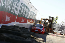 Kirill Ladygin, Lada Sport, Lada 110 2.0 hors de la piste