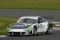 Trackspeed Porsche 997 GT3 RSR N°59: Tim Sugden, David Ashburn