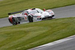 K plus K Motorsport Saleen S7R N°18 : Adam Lacko, Mario Dominguez