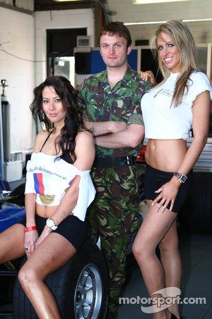 The help for Heros girls