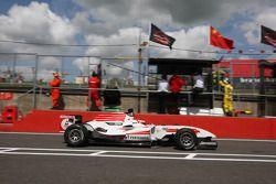 Satrio Hermanto, driver of A1 Team Indonesia