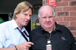 David Sears et Colin Giltrap (Nouvelle Zélande)