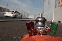 Sergio Hernandez, BMW Team Italy-Spain, BMW 320si, atmosphere