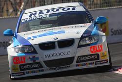 Vito Postiglione, Scuderia Proteam, BMW 320si
