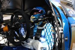 Robert Huff, Chevrolet