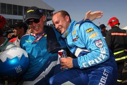 Robert Huff, Chevrolet on pole
