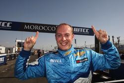 Robert Huff, Chevrolet, Chevrolet Cruze on pole