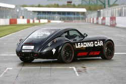 Wiesmann GT MF4 2009 Leading Car