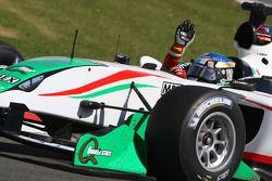 Salvador Durán, piloto del A1 Team México