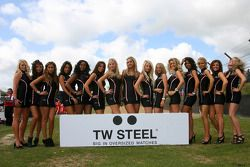 Des mannequins TW Steel