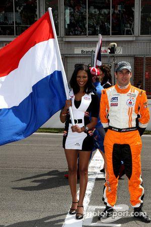 Jeroen Bleekemolen, pilote de A1 Equipe des Pays-Bas