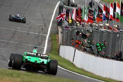 Adam Carroll (Irlande) remporte la coupe du monde du sport automobile