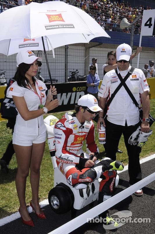 Toni Elias, San Carlo Honda Gresini