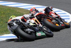 Andrea Dovizioso, Repsol Honda Team, Toni Elias, San Carlo Honda Gresini