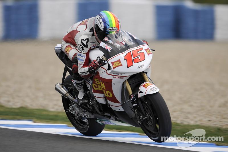 2009: Alex De Angelis (Honda RC212V)