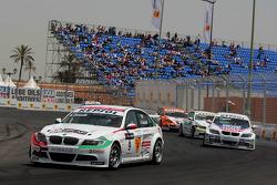 Alex Zanardi, BMW Team Italy-Spain, BMW