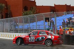 Viktor Shapovalov, Lada Sport, Lada 110 2.0 en tête-à-queue