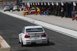 Andy Priaulx, BMW Team UK, BMW 320si