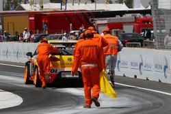Jordi Gene, Seat Sport, Seat Leon 2.0 TDI abandonne