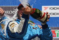 3rd Robert Huff, Chevrolet