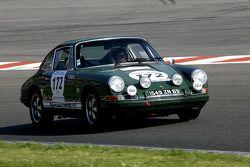 #172 Porsche 911 T 1968: Massimi, Dumoulin (F)
