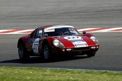 #227 Porsche 904 GTS 1964: Duez, Castelein (B)