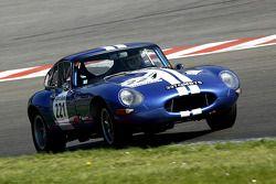 #221 Jaguar Type E 1964: Renault, Perret (F)