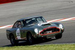 #202 Aston Martin DB 4 GT 1960: Mahmoud, Bustros (RL)