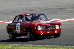 #163 Alfa Romeo 1600 GTA 1965: Meier, Meier (CH)