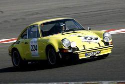 #224 Porsche 911 ST 2.5l 1972: Von Oppenheim (D), Siebenthal (CH)
