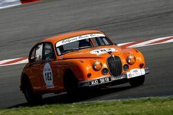 #182 Jaguar Mark II 1964: Abel de Libran, Galop (F)