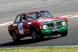 #169 Alfa Romeo Giulia Sprint GT 1964: Louwman, Louwman (NL)