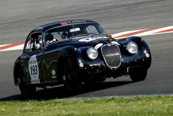 #193 Jaguar XK 150 S 1959: Ours, Panthere (F)