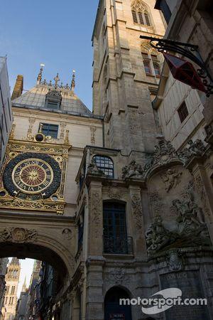 Visit of Rouen