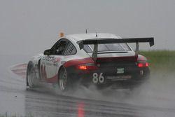 La Porsche GT3 N°86 : Eric Lux, Bryan Sellers