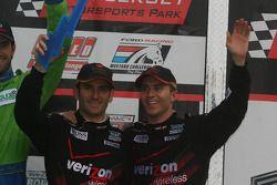 Podium DP : troisième place pour Timo Bernhard et Romain Dumas