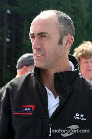 David Brabham, Champion 1989 de F3