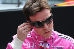 Alex Lloyd, Sam Schmidt Motorsports getting ready