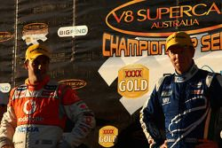 Jamie Whincup, Steven Richards