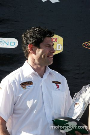 V8 Supercars CEO, Cameron Levick