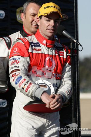Craig Lowndes takes back to back win at Winton