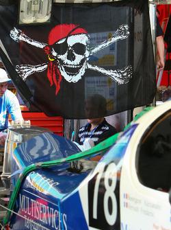 #78 class 1 Bourgeot Racing Team: Alexandre Bourgeot, Norbert Josse, Jean-Pierre Smis, Frédéric Héro