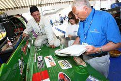 TFI Racing N°22 classe 2 : Alain Paris, Gilles Guillaumin, Cyrille Sirantoine, Alain Arreteau