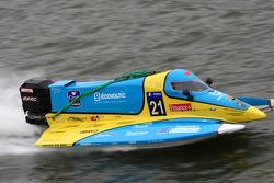 #21 class 2 Team Privilège: Thierry Catelin, Eric Lemoine, Mickael Frémondière, Erick Thomas